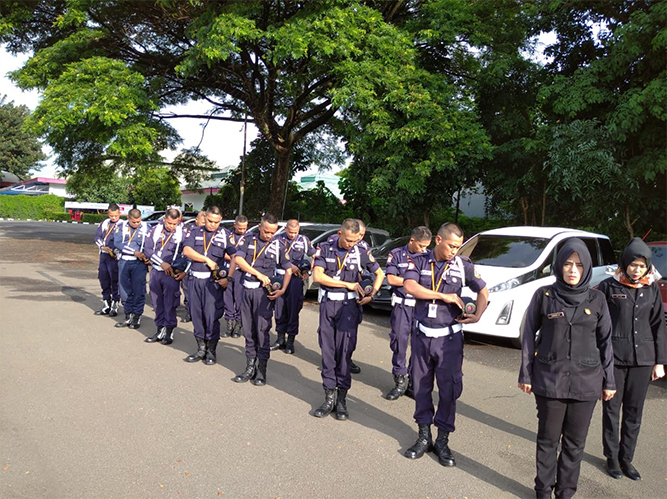 Agency Penyedia Jasa Pengamanan Terpercaya di Jawa Tengah