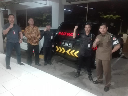 Outsourcing Jasa Security (Satpam & Pengamanan) Jawa Barat