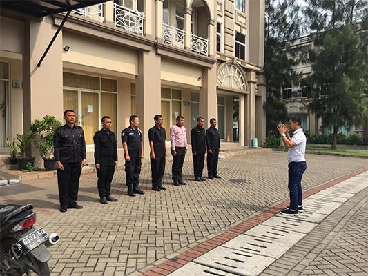 Yayasan Outsourcing Jasa Satpam (Security) di Balikpapan
